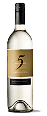 2014 Five Vineyards Sauvignon Blanc Image
