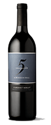 2014 Five Vineyards Cabernet Merlot