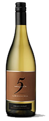 2014 Five Vineyards Chardonnay
