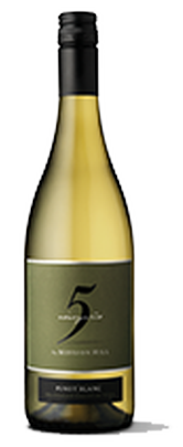 2013 Five Vineyards Pinot Blanc Image