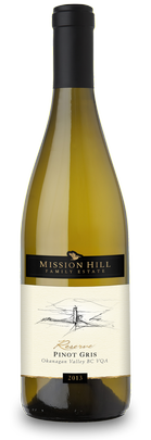 2017 Reserve Pinot Gris Image