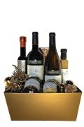 Wine Country Delights Gift Basket